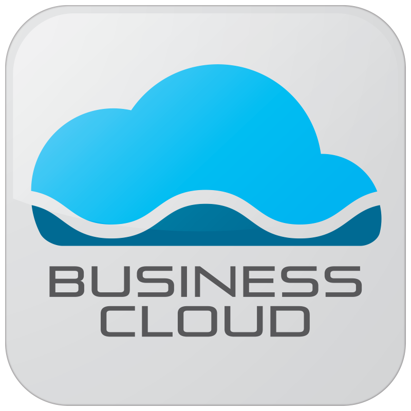Business Cloud App Logo